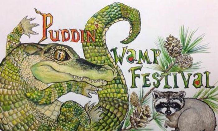 Puddin' Swamp Festival