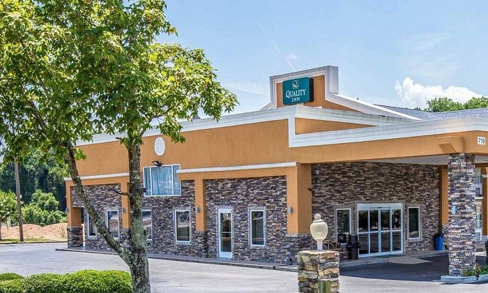Quality Inn-Greenwood