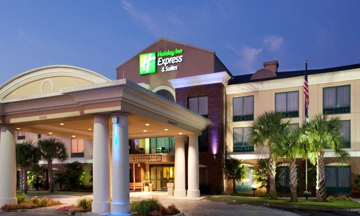 Holiday Inn Express - Florence Civic Center