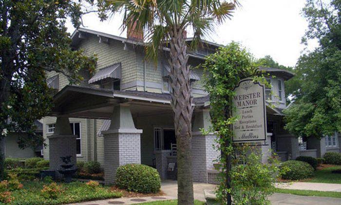 Webster Manor
