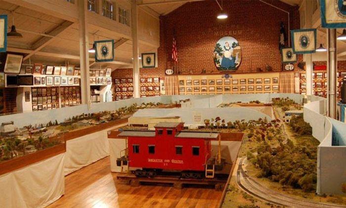 Lancaster & Chester Railroad Museum