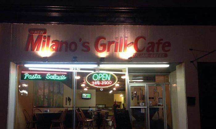 New Milano's Cafe