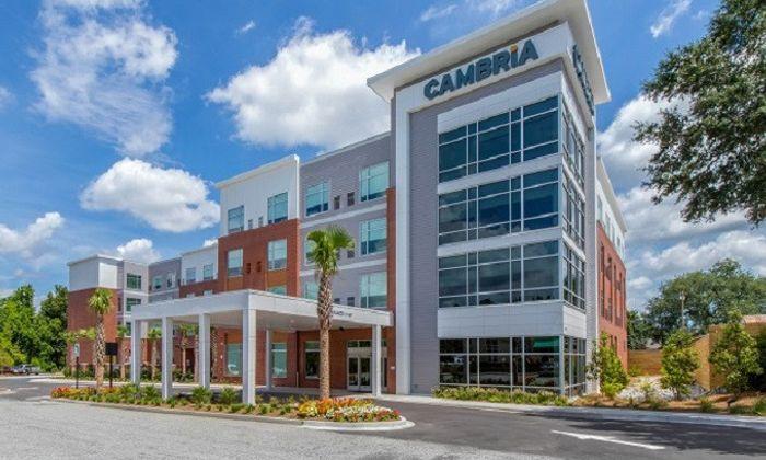 Cambria Hotel Charleston Riverview