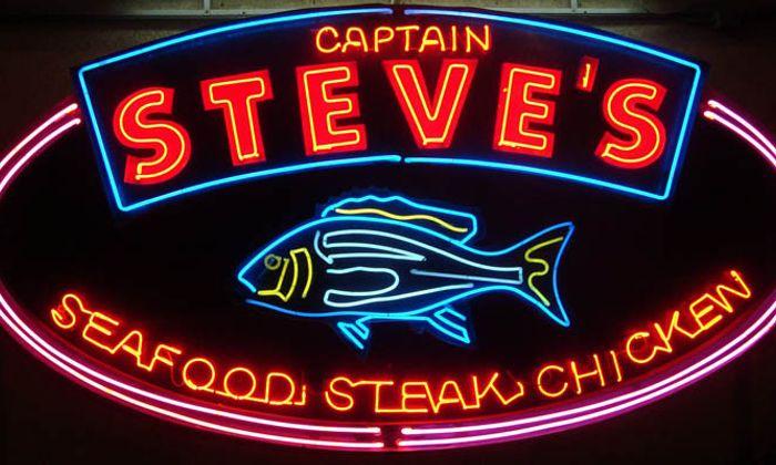 Captain Steve's Family Seafood Restaurant