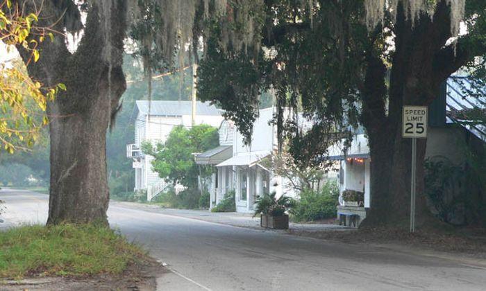 Town of McClellanville