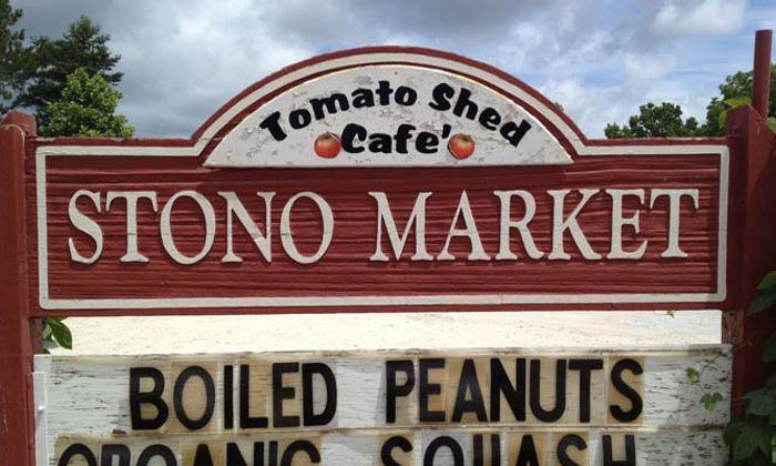 Stono Market & Tomato Shed Café