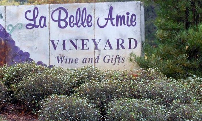 La Belle Amie Vineyard