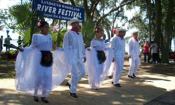 Lands End Woodland River Festival