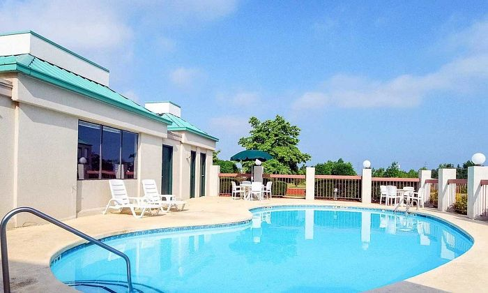 Quality Inn - Simpsonville