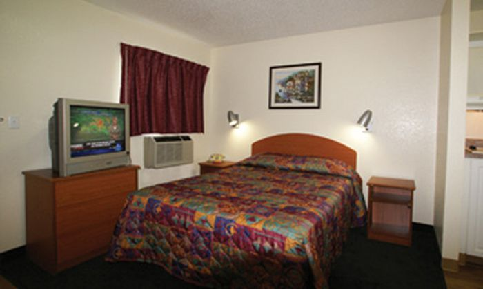 InTown Suites Charleston Central