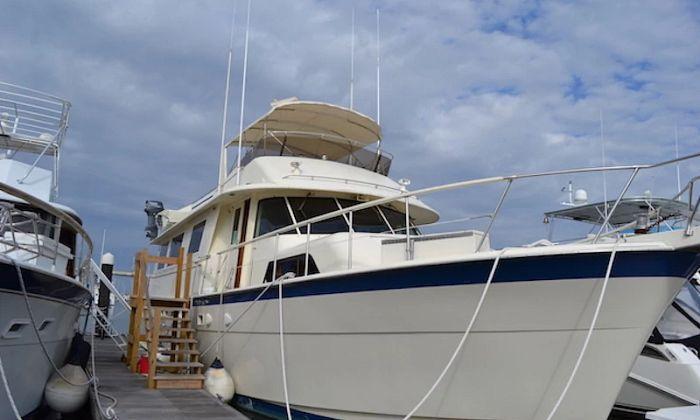 Motoryacht Southern Comfort