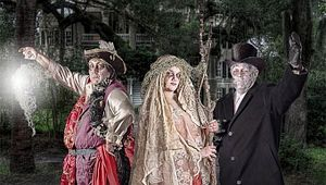 Ghost Tours Of Beaufort