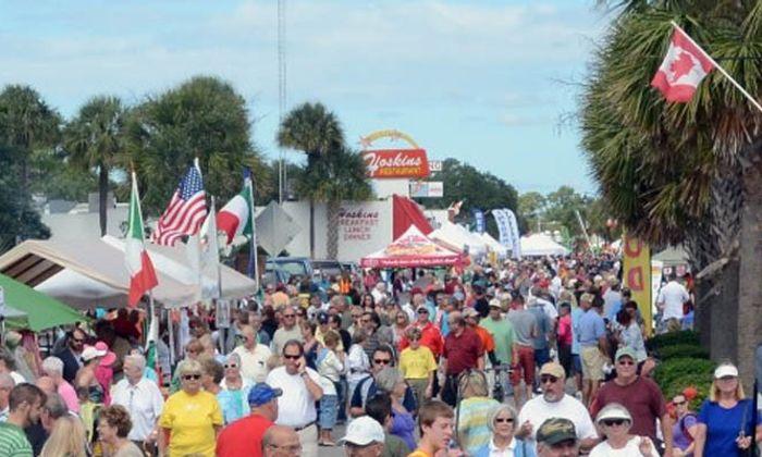 Irish Italian International Festival