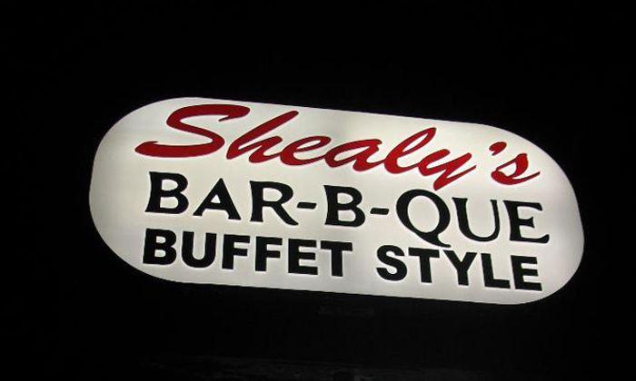 Shealy's Bar-B-Q House