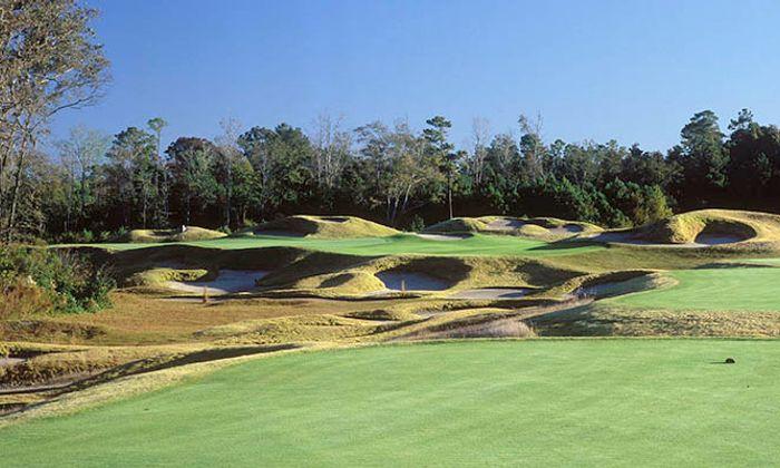 Barefoot Golf Resort- Dye Course