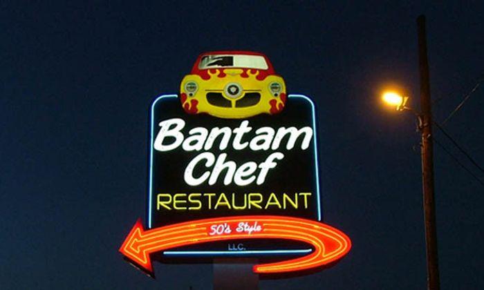 Bantam Chef 50's Style Restaurant