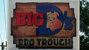 Big D's BBQ Trough