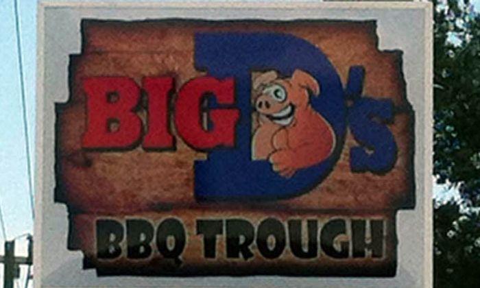 Big D's BBQ Trough