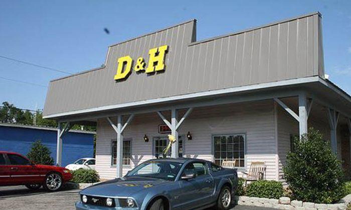 D & H Bar-B-Que