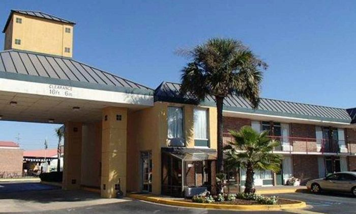 Suburban Extended Stay Hotel - North Charleston
