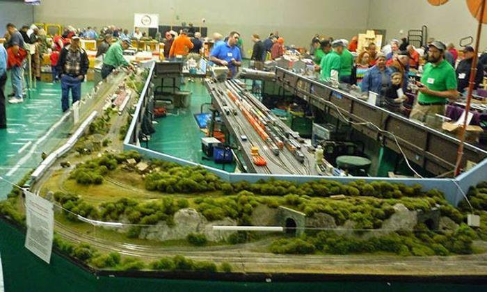 Central Railway Model & Historical Association Annual Train Show