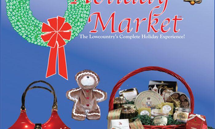 Charleston's Holiday Market - Nov. 8-10th, 2019