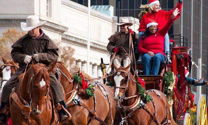 Carolina Carillon Holiday Parade