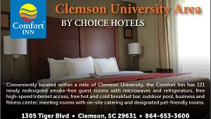 Comfort Inn of Clemson - University Area