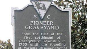 The Pioneer Graveyard