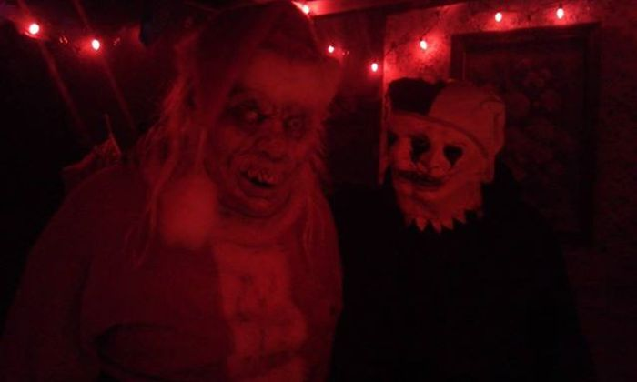 Lake Robinson Rescue Squad Haunted House