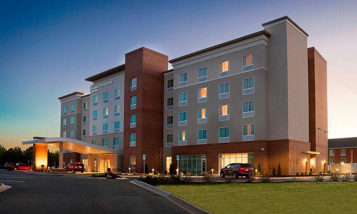 Fairfield Inn & Suites by Marriott-Rock Hill