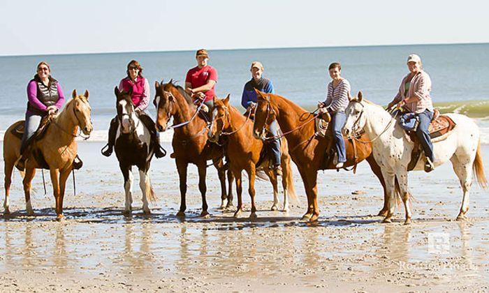 The American Heart Association Beach Ride