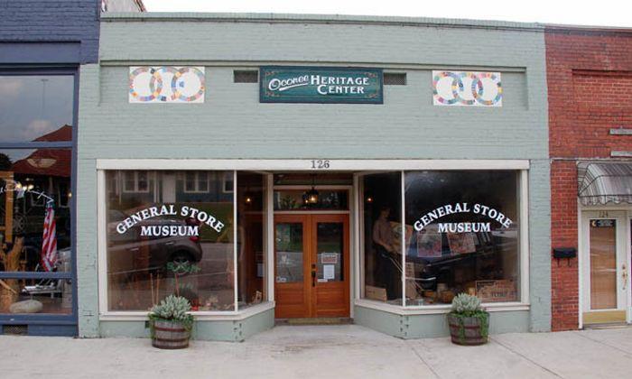 Oconee History Museum - General Store Museum