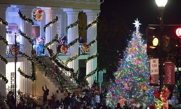 Main Street Lights: Christmas Tree Lighting Ceremony