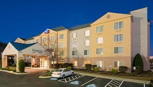 Fairfield Inn by Marriott - Columbia