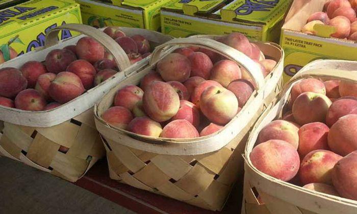 Peaches 'N' Such