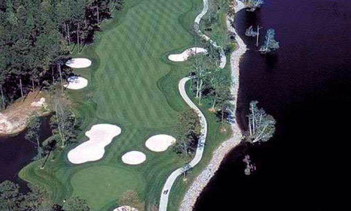 Arrowhead Country Club - Waterway
