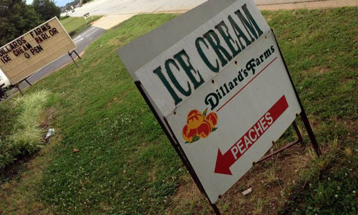 Dillard's Farms & Ice Cream Parlor