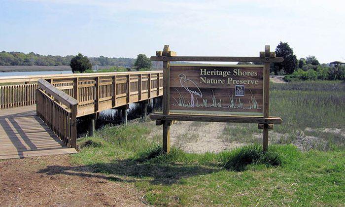 Heritage Shores Nature Preserve