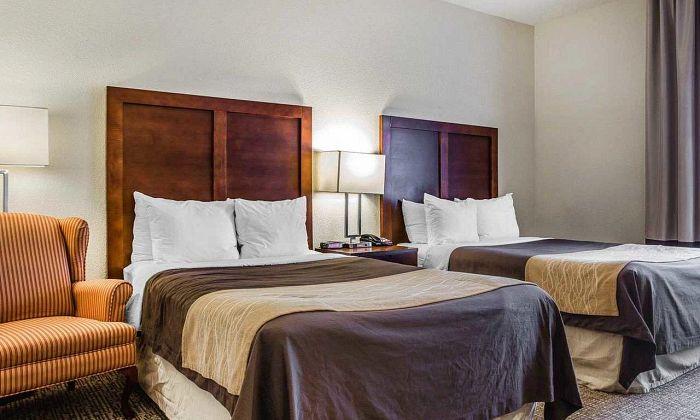 Comfort Inn & Suites - Camden
