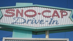 SNO-CAP Drive-In