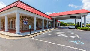 Econo Lodge Inn & Suites - Orangeburg