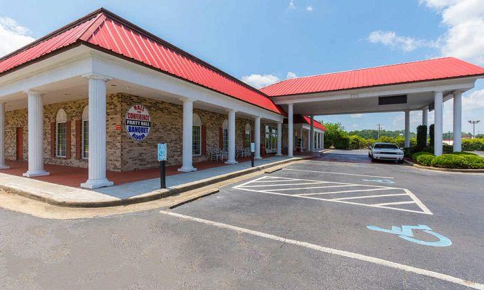 Econo Lodge Inn & Suites - Orangeburg