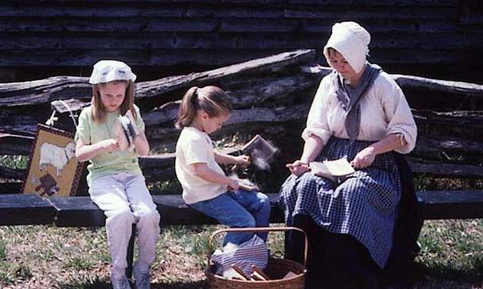 Children's Day On The Farm