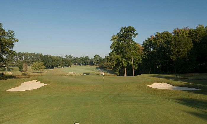 Furman University Golf Course